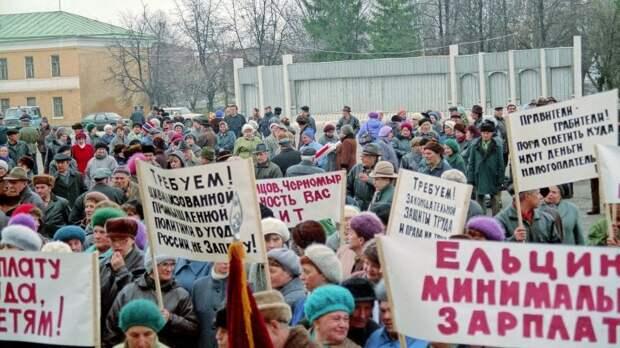 «Вертевшие Борисом»: как Америка вернула к власти Ельцина в 1996 году