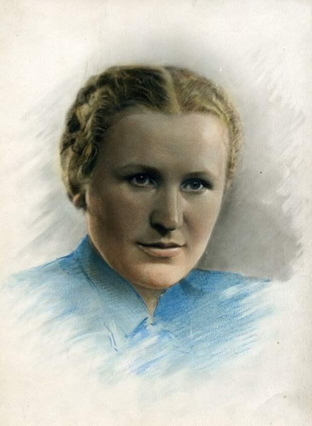 Анна Камаева. / Фото: www.wikimedia.org