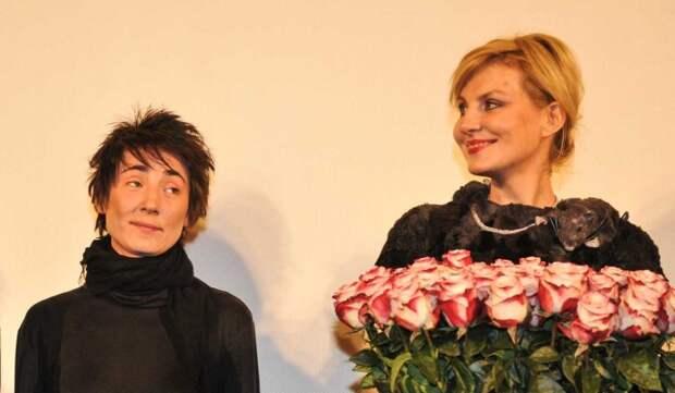 Рената Литвинова и Земфира решились рассказать о «взаимной и несчастной любви»