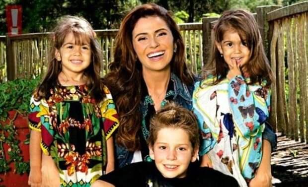 Актриса с детьми | Фото: 24smi.org