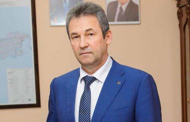 Глава Минтопэнерго Крыма ушёл в отставку по собственному желанию