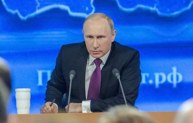 Путин назвал самую главную проблему в России