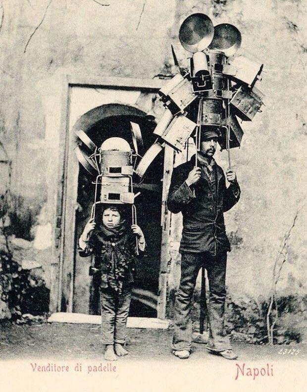 Интересные и редкие ретро-фотографии