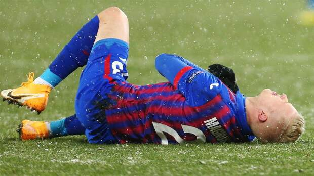 ЦСКА сообщил подробности травмы Магнуссона: футболисту предстоит операция