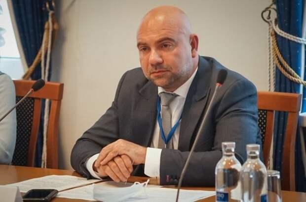 Тимофей Баженов планирует избираться в восьмой созыв Госдумы