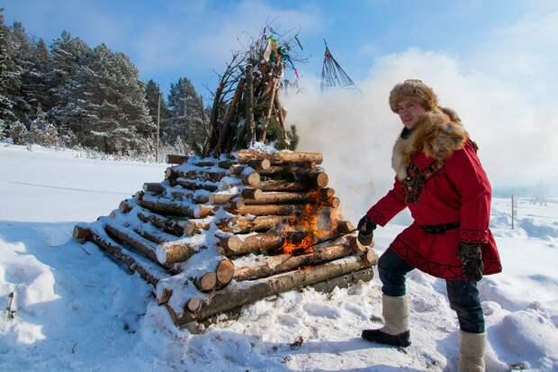 Фестиваль «Огни ДондыДора» в Удмуртии перенесли из-за морозов