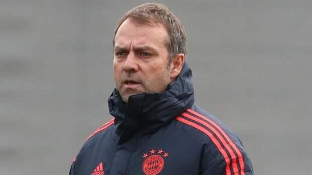 «Бавария» недовольна публичным заявлением Флика об уходе из клуба
