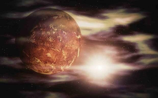 Зонд «Паркер» сфотографировал пылевое кольцо вокруг Венеры