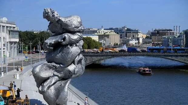 Главный архитектор Москвы назвал «Большую глину» прекрасной скульптурой