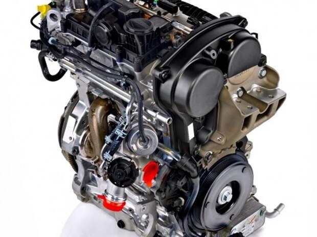 Volvo представила новые трехцилиндровые турбомоторы