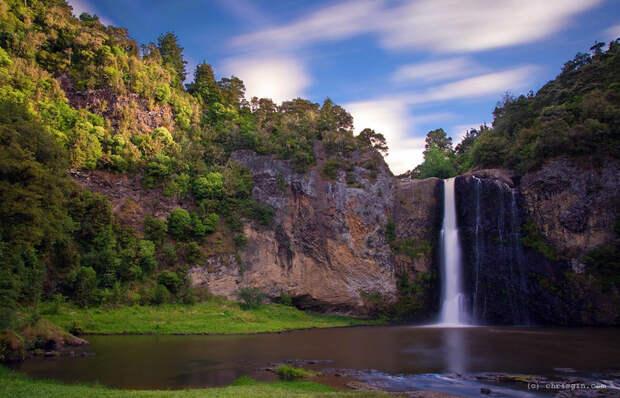 Крис Джин снимает пейзажи Новой Зеландии, от красоты которых хочется плакать