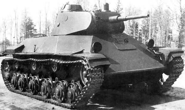 Танк т-50.