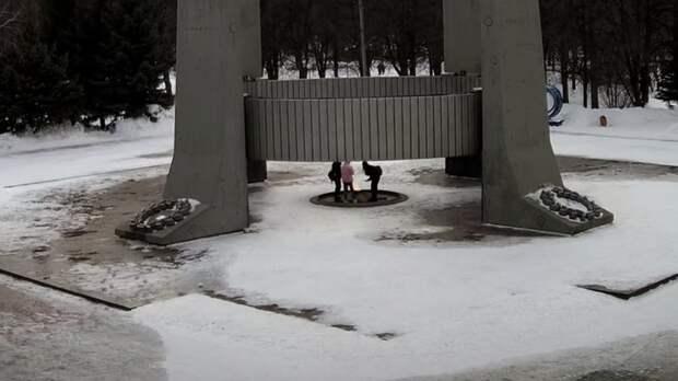 В Тольятти потушили Вечный огонь: в третий раз с начала года
