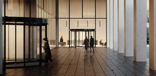 Новый бизнес-центр построят в Марьиной роще