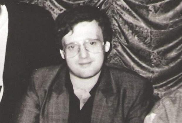 Виктор Никифоров (Витя Калина)