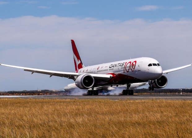 Австралийцы обновили рекорд беспосадочного коммерческого перелета