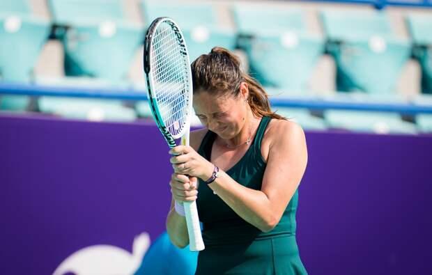 Касаткина проиграла Костюк в 1/8 финала турнира в Стамбуле