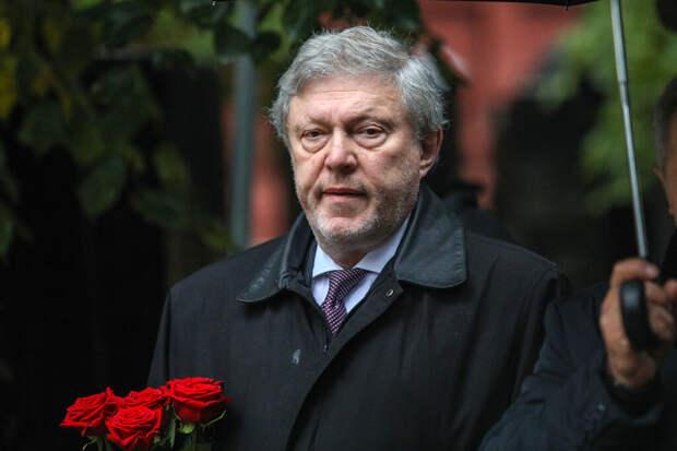 Григорий Явлинский перенёс операцию на сердце