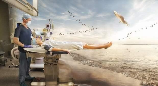Ко Всемирному дню анестезиолога, или тех, кто отправляет нас в путешествия! анестезиолог, анестезия, наркоз, прикол, юмор