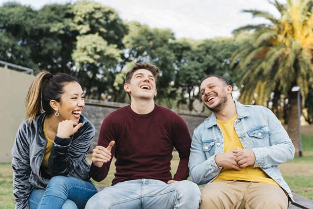 Смех во время чумы