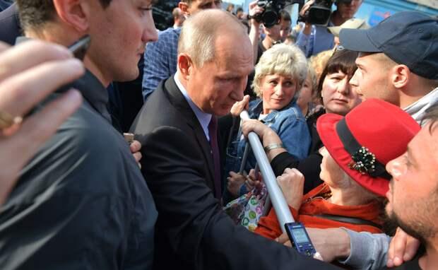 """""""Готовьтесь, я вернусь"""": Тулунский экзамен чиновников Путину"""