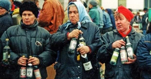 Уральские пенсионерки-бутлегеры тайком запустили водочный завод