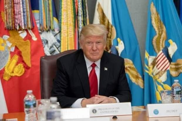 Трамп заявил о причастности России в краже технологии гиперзвуковой ракеты
