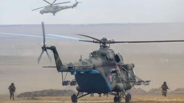 НАТО прокомментировала завершение российских учений в Крыму