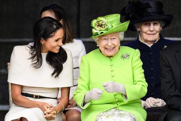Королева Елизавета II готовится увидеться с правнучкой Лилибет в ближайшее время