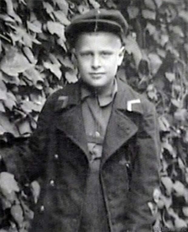 13. Олег Басилашвили СССР, детские фото, кумиры, леонов, миронов, советские актеры