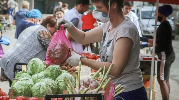 Росстат: цены на картофель, репчатый лук, морковь, огурцы снижаются