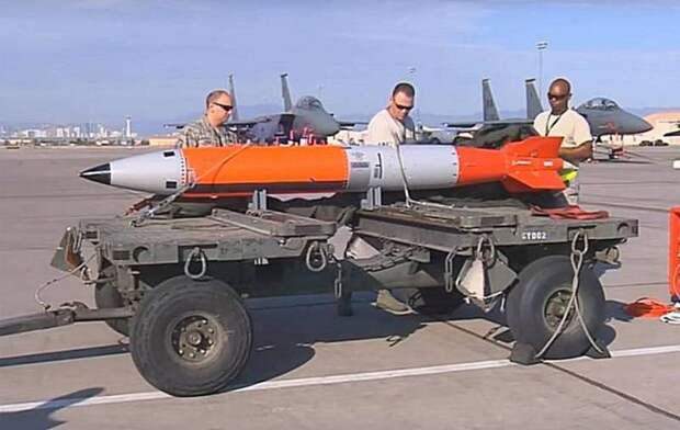 Вывоз ядерных бомб из Европы: что задумали американцы