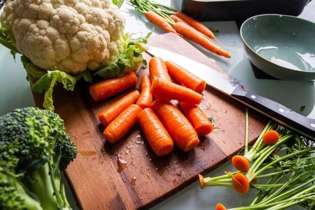 фото: unsplash. Морковь