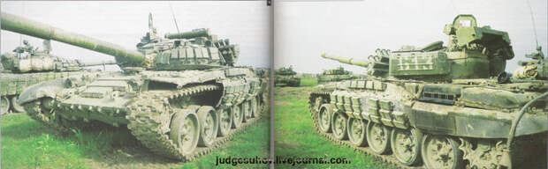К вопросу о живучести Т-72Б война, ссср, танки