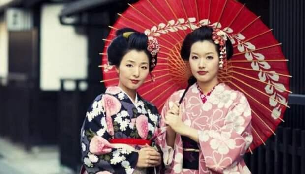 Почему гейши разочаровали россиян, или Тонкости продажной любви в Японии