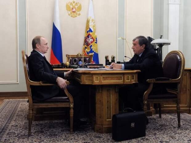 Путин отказал Сечину в отмене налогового маневра