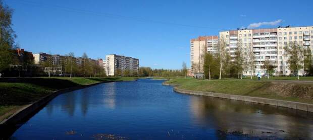 В Петербурге из реки достали пакет с трупом младенца