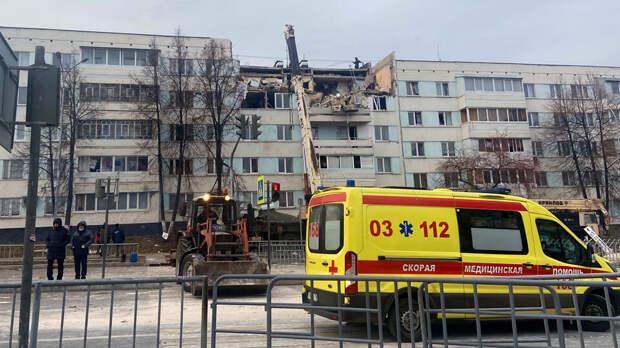 Пострадавшего при взрыве в Челнах подростка хотят перевести в Казань