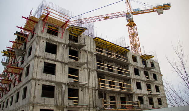 ВУфе суд приостановил строительство высотки ПСК-6 в квартале на улице Конституции
