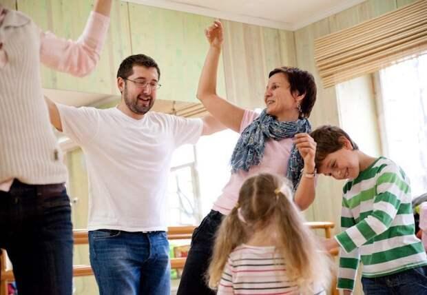 Детей и родителей Алтуфьева приглашают потанцевать