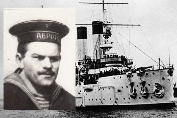 Евдоким Огнев: матрос, давший легендарный залп с крейсера «Аврора»