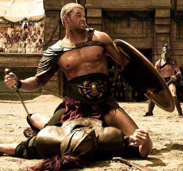 Кадр из фильма «Геракл: Начало Легенды»