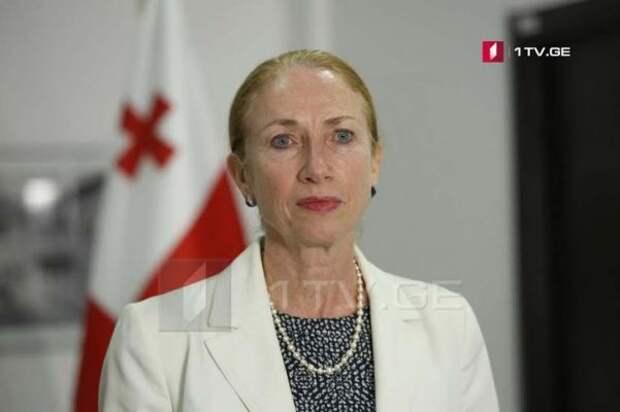 Посол США в Грузии снова спрогнозировала «вмешательство России в выборы»