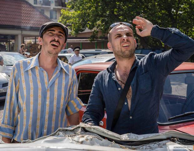 Комедия «Непосредственно Каха» с отрывом возглавила российский прокат
