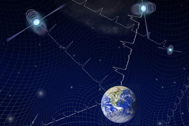 Учёные обнаружили белый шум Вселенной и теперь будут искать его источник