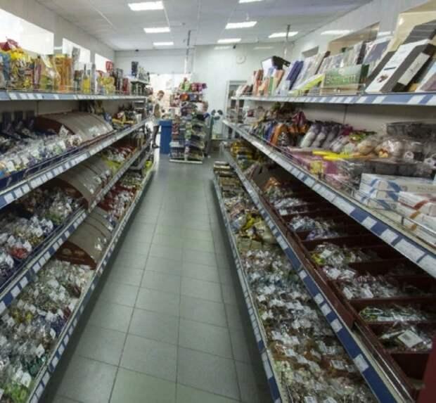 Госдума приняла закон о госрегулировании цен на продукты