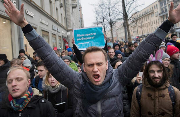 России нужна дееспособная оппозиция — Рамблер/новости