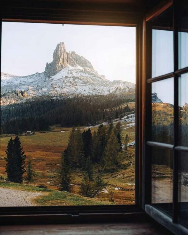 12 фото природы и гор, которые покажут другую сторону мира