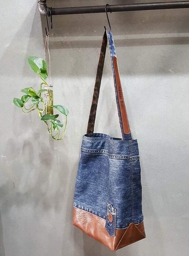 Сугубо летние сумки (идеи и выкройки)