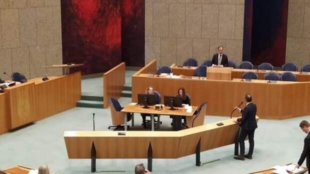 Кабмин Нидерландов уйдет в отставку из-за скандала с детскими пособиями